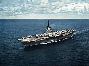 USS Bennington (CVA-20) underway c1958.jpg