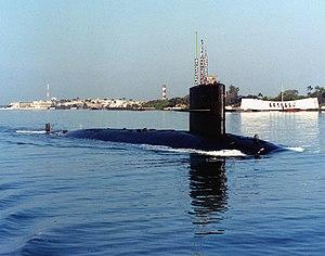 USS Cavalla (SSN-684)