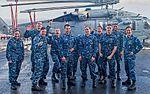 USS Essex (LHD 2) Sikorsky MH-60 Seahawk 168565 (20384388386).jpg