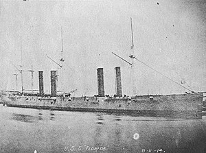 USS Wampanoag (1864) - USS Florida, ex-Wampanoag