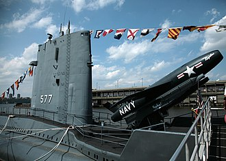 Deterrence theory - Image: USS Growler SSG 557
