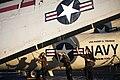 USS Harry S. Truman (CVN 75), aircraft scrubbing (11819733824).jpg