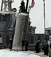 USS Hartford (SSN 768) damaged sail.jpg