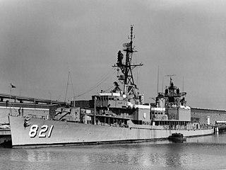 USS <i>Johnston</i> (DD-821)