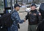 USS Nimitz sailors return home from USS George Washington deployment 151219-N-QY316-002.jpg