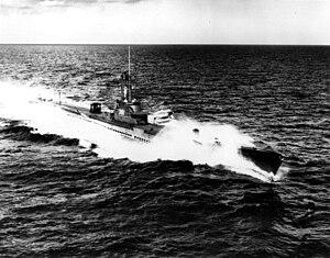 USS Sand Lance (SS-381) - USS Sand Lance