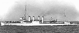 USS Sturtevant (DD-240) - Image: USS Sturtevant (DD 240)