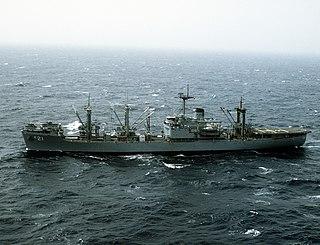 USS <i>Suribachi</i> (AE-21) Ammunition ship of the US Navy