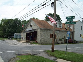 US Post Office Galesville MD May 10.JPG