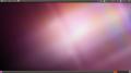 Ubuntu 10.10 (maverick meerkat) - domyslny wyglad pulpitu.png