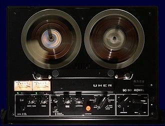 Uher (brand) - Uher SG 561 Royal