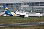 Ukraine International Airlines - UIA Boeing 737-8HX UR-PSA (22369697471).jpg