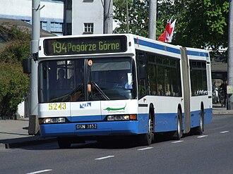 Solaris Urbino 18 - Neoplan N4021