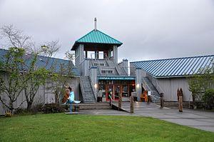 Reedsport, Oregon - Umpqua Discovery Center in Reedsport