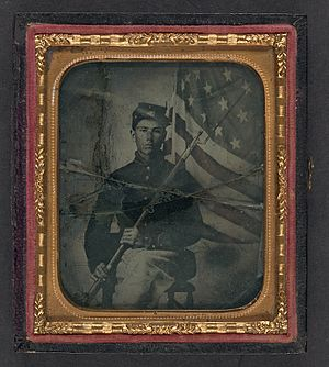 Armies in the american civil war wikipedia the us army in 1861edit publicscrutiny Images