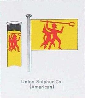 Union Sulphur Company American sulfur mining corporation