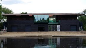 University College Oxford Boat Club Boathouse.JPG