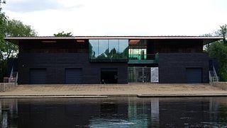 University College Boathouse