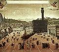 Unknown painter - Execution of Savonarola on the Piazza della Signoria - WGA23932.jpg