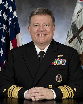 Peter H. Daly (U.S. Navy) - Vice Admiral Peter H. Daly, U.S. Navy