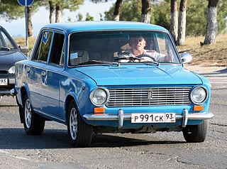 """VAZ-2101 """"Kopeyka"""" (4936806511)"""