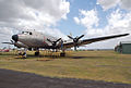 VH-PAF Douglas C-54E Skymaster Pacific Air Freighters (9171241656).jpg