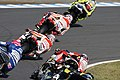 Valentino Rossi leads the pack 2013 Motegi.jpeg