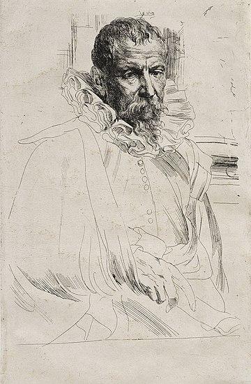 Van Dyck Pieter Brueghel the Younger