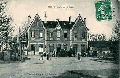 Station Mouy-Bury
