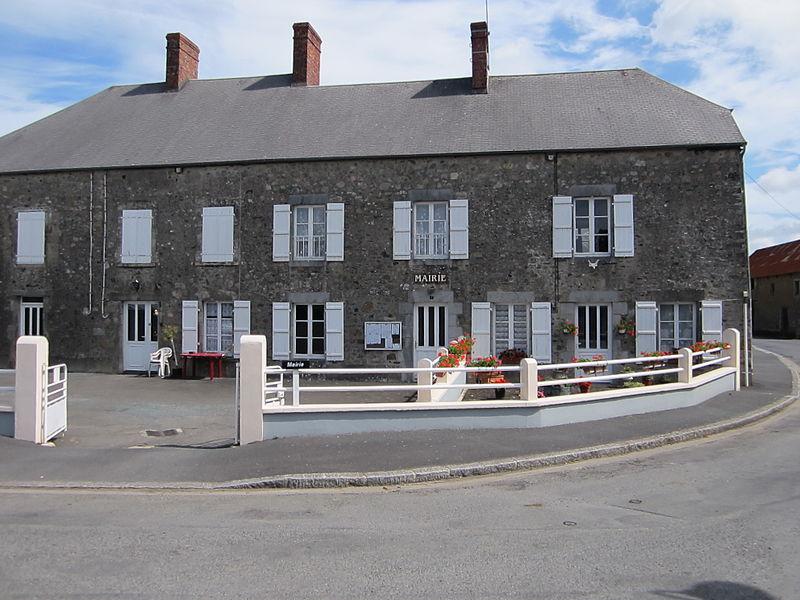 Mairie de fr:Vaudrimesnil