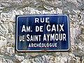 Vauréal (95), rue Amédée de Caix de Saint-Aymour.jpg