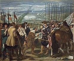 Diego Velázquez: Poddanie Bredy