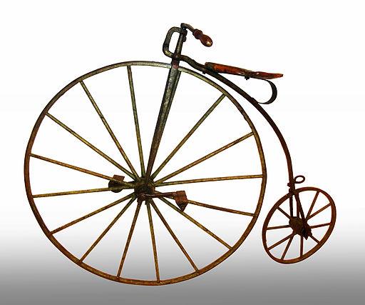 VelocipedHöghjuling (2M16-A4250A) 4925