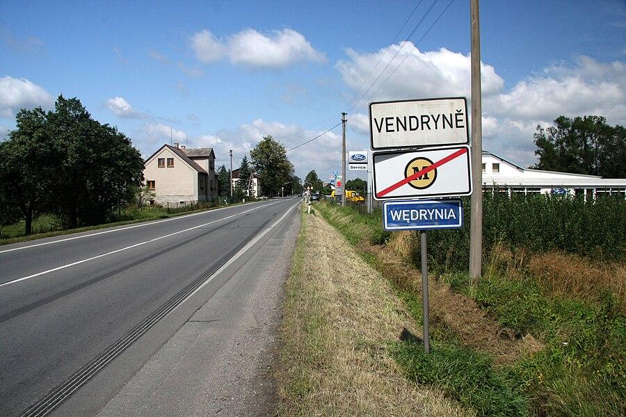 Vendryně