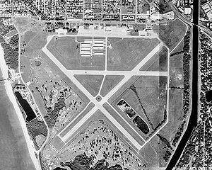 Venice Municipal Airport - USGS aerial image, 31 Dec 1998