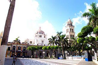 Sorcerer (film) - Image: Veracruz town square