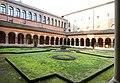 Vercelli, sant'andrea, chiostro, 04.jpg