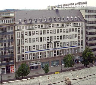 <i>Freie Presse</i> (Saxony) German newspaper