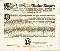 Verord Ballast 13.12.1723 Weserschiffahrt.jpg