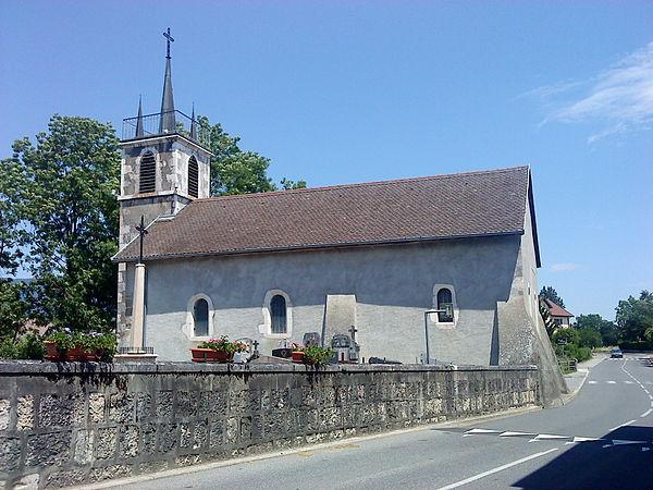 Photo de la ville Versonnex
