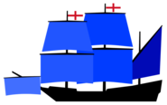 Vice-Admiral of England flagship (1545-1547)