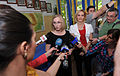 Victor Ponta, Daciana Sarbu, Gabriela Firea, Nicolae Banicioiu si Gabriela Szabo la Buftea 25.05 (15) (14370233549).jpg