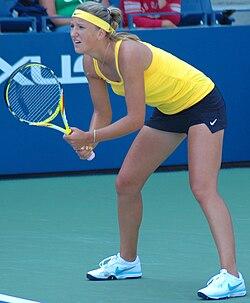 Victoria Azarenka at the 2009 US Open 01.jpg