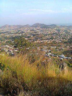 View_from_Mt_Ngaoundere