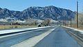 View from S. Boulder Road - Boulder, CO (11655875966).jpg