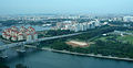 View of Benjamin Sheares Bridge from the Singapore Flyer - 20080509.jpg
