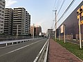 View of Shingu-Chuo Station from south side.jpg