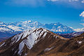 View on Annapurna I, Tilicho and Nilgiri (16038918236).jpg
