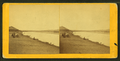 View on Laramie River from the Fort Laramie, from Robert N. Dennis collection of stereoscopic views.png
