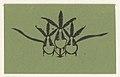 Vignet met drie vliegende vogels, RP-P-OB-16.637.jpg